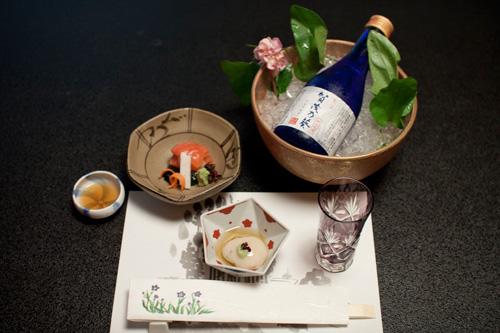 貴船 兵衛 - 1品目と賀茂乃葵