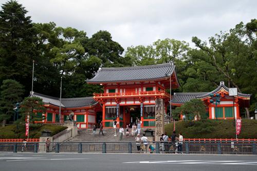 八坂神社 - 外観