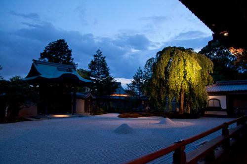 高台寺 - 方丈前庭