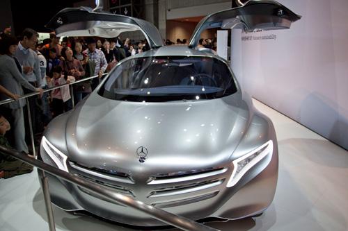 メルセデス・ベンツ F125 - Concept