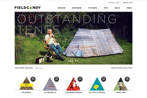 FieldCandy - OUTSTANDING TENTS