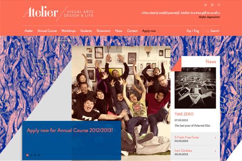 Atelier / Visual Arts, Design & Life