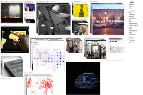LUST | Graphic and Interactive Design | Grafisch en Interactief Ontwerp
