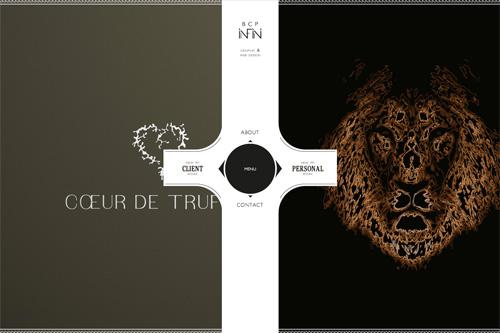 BCP INFINI - Graphic & Web Design