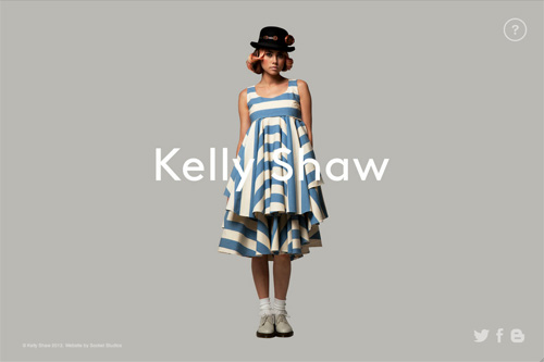 Kelly Shaw - Spring / Summer 2013