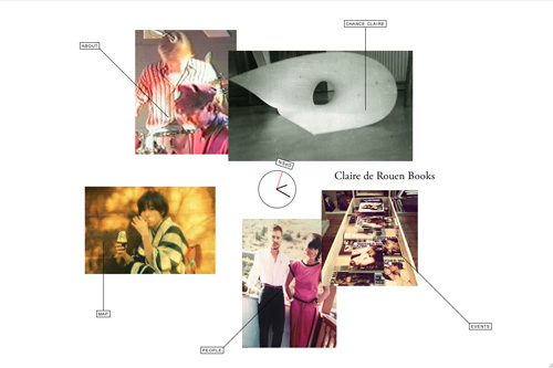 Claire de Rouen Books — Independent Photography, Fashion & Art Bookshop in London
