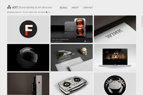 AXT ™ | Brand identity & Art direction