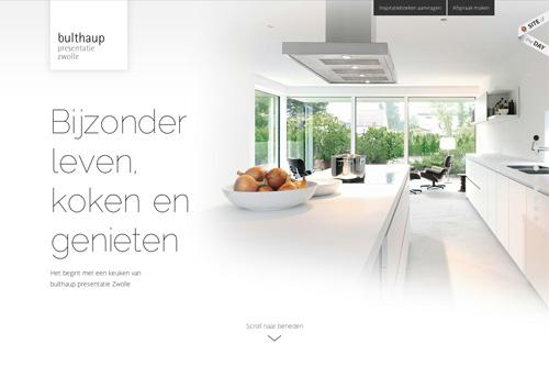 bulthaup presentatie Zwolle
