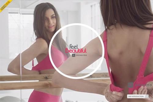 Domyos creates sports underwear : Feel Beautiful underwear