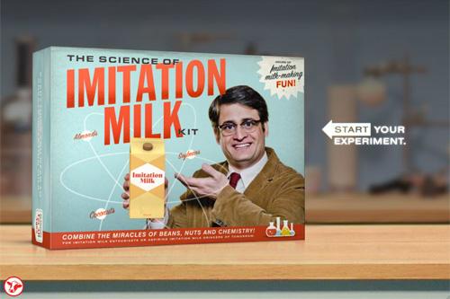 The Science of Imitation Milk