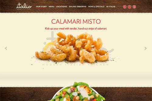 Italio Kitchen | Modern Italian Kitchen