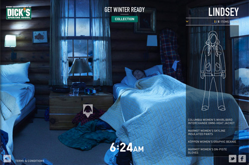 Dick's Sporting Goods - Get Winter Ready