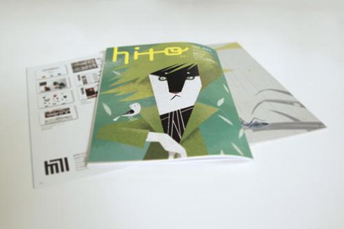 hito vol.009に掲載された!