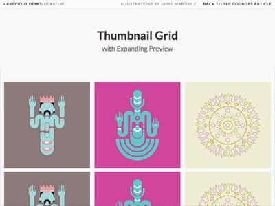 Thumbnail Gridサムネイル