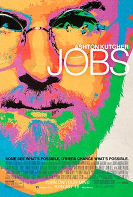 JOBS - ASHTON KUTCHER ポスター