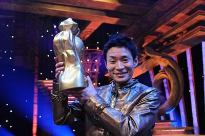 日本人初の快挙!ダンサー蛯名健一さん、米番組優勝で9800万円獲得(大元 隆志) - 個人 - Yahoo!ニュース