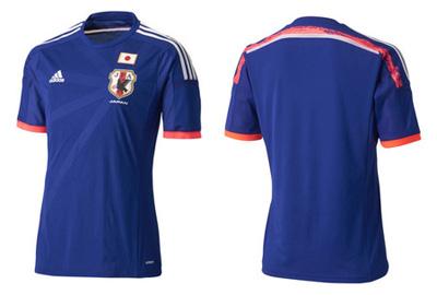 日本代表新ユニフォーム発表、オランダ戦で初着用…コンセプトは「円陣」 (SOCCER KING) - Yahoo!ニュース