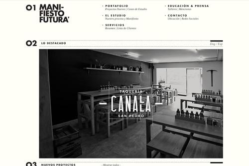 Manifiesto Futura | Somos un Estudio de Diseño Independiente