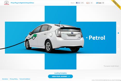 Toyota Prius Plug-in Hybrid Virtual Drive