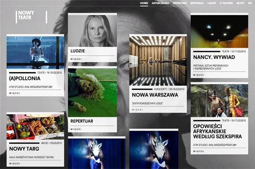 Nowy Teatr - Strona główna