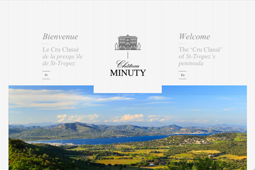 Château Minuty Côtes de Provence, Cru Classé Provence