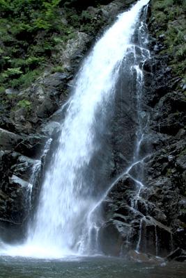 暗門第三の滝