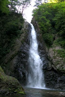 暗門第二の滝