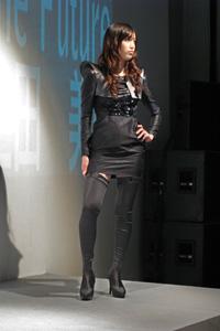 KDS2010卒展-ファッションショー01