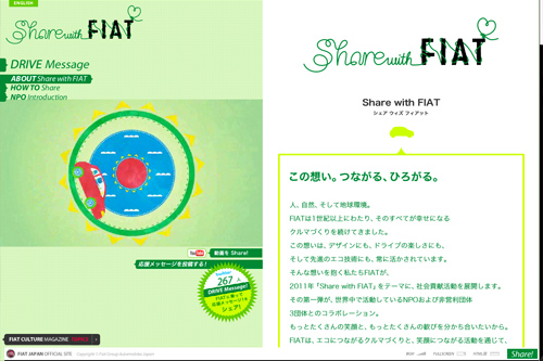 Share with FIAT