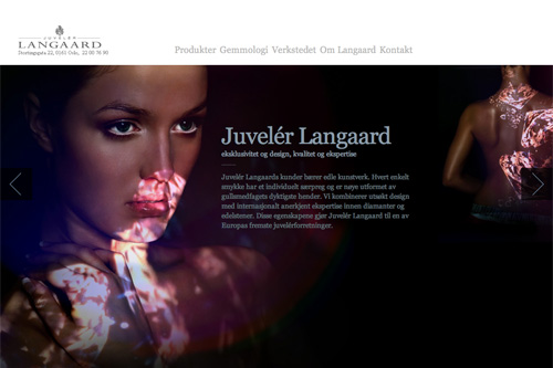 Hjem — Juveler Langaard