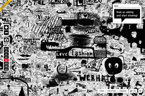 edding   Wall of Fame