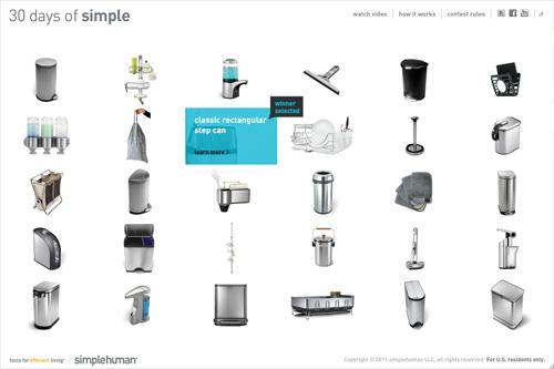 simplehuman: 30 days of simple