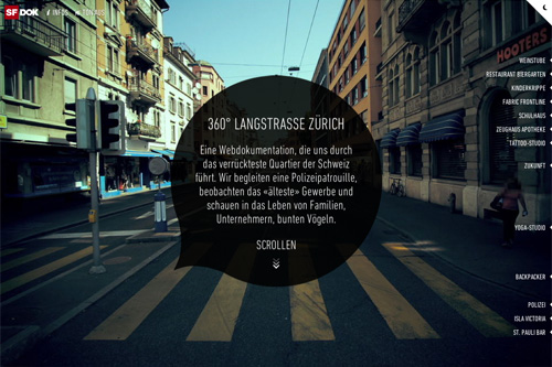 SF Dok - 360° Langstrasse Zürich