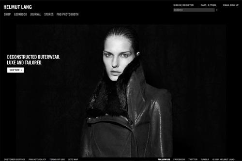 Helmut Lang - Shop Helmut Lang Clothing - Women's Jackets, Blazers, Dresses, Accessories & More