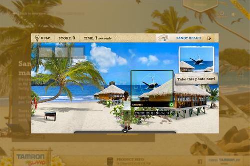 Tamron Island - Going on a photo safari with TAMRON