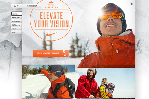 Athletic Sport Sunglasses & Technology | Nike Vision