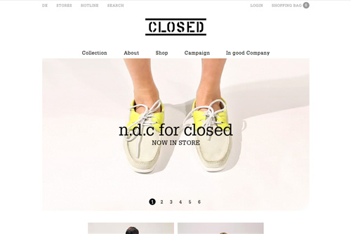 Closed | The Original Product