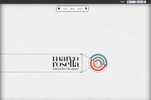 Marco Rosella, Interactive Designer.