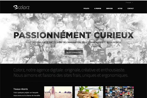 Colorz | Creative Digital Agency | Communication Interactive et Créative